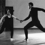 ' Five Dances 1967 ' with Margot Mink Colbert. Choreographed by Anna Nasif 1995 ~ UNLV