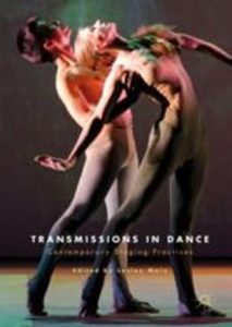 transmissions in dance book cover